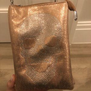 Nordstrom's Skull Crossbody bag purse